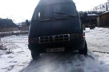 ГАЗ 3221 Газель 2002 в Путиле