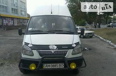 ГАЗ 32213 Газель  2004