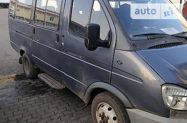 Микроавтобус (от 10 до 22 пас.) ГАЗ 32213 Газель 2012 в Полтаве