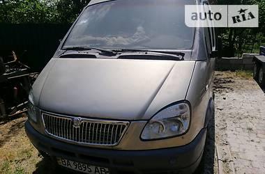 Пригородный автобус ГАЗ 32213 Газель 2004 в Кропивницком