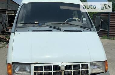 Мікроавтобус вантажний (до 3,5т) ГАЗ 322132 1996 в Сумах