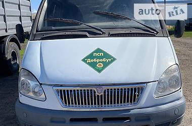 Микроавтобус (от 10 до 22 пас.) ГАЗ 322132 2005 в Старобельске