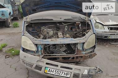 Микроавтобус (от 10 до 22 пас.) ГАЗ 322132 2005 в Мариуполе