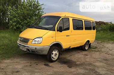 Мікроавтобус (від 10 до 22 пас.) ГАЗ 322132 2004 в Славуті