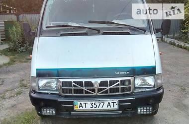 Легковий фургон (до 1,5т) ГАЗ 322132 2002 в Івано-Франківську