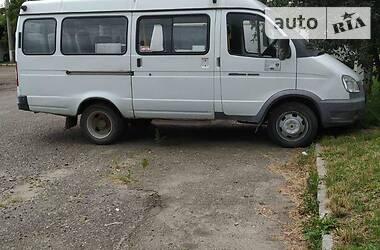 Микроавтобус (от 10 до 22 пас.) ГАЗ 32213 2012 в Черновцах