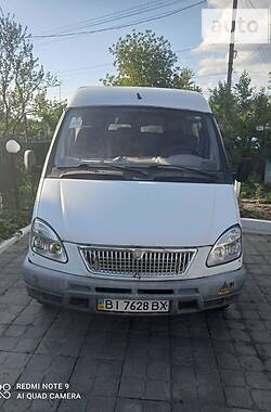 Легковой фургон (до 1,5 т) ГАЗ 32213 2003 в Лубнах