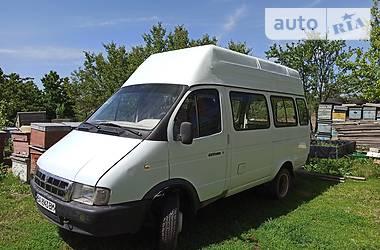 Микроавтобус (от 10 до 22 пас.) ГАЗ 32213 2003 в Кропивницком