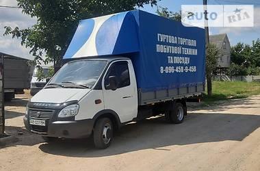 Бортовой ГАЗ 3302 Газель 2008 в Новой Ушице