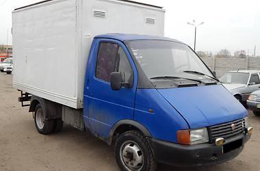 ГАЗ 33021 Газель 1995 в Николаеве