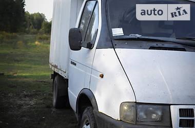 ГАЗ 33021 Газель 2001 в Луцке
