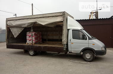 ГАЗ 33021 Газель 1999 в Днепре
