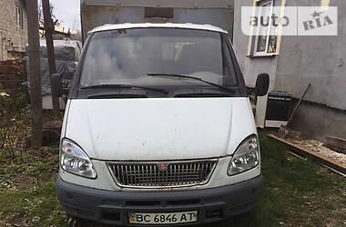 Другой ГАЗ 33021 Газель 2003 в Львове