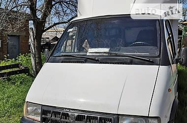 Легковой фургон (до 1,5 т) ГАЗ 33021 2002 в Первомайске