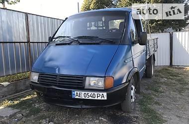 Бортовой ГАЗ 33021 1996 в Днепре