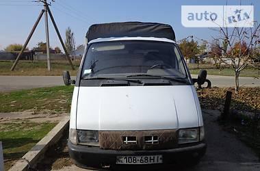 ГАЗ 33021 2002 в Очакове