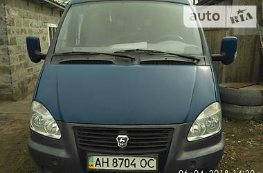 Микроавтобус грузовой (до 3,5т) ГАЗ 33023 Газель 2007 в Славянске