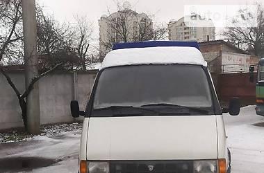 ГАЗ 33023 Газель 2002 в Чернигове
