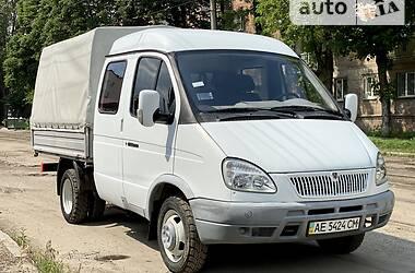 Бортовой ГАЗ 33023 Газель 2008 в Днепре