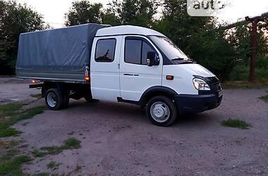 Бортовий ГАЗ 33023 Газель 2010 в Запоріжжі