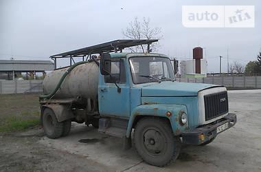 ГАЗ 3307 1993 в Ивано-Франковске