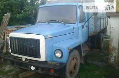 ГАЗ 3307 1990 в Звенигородке