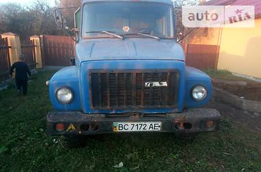 ГАЗ 3307 1994 в