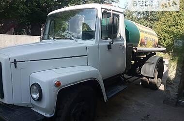 Машина ассенизатор (вакуумная) ГАЗ 3307 1992 в Носовке