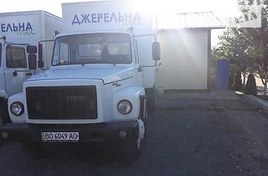 ГАЗ 3309 2008 в Тернополе