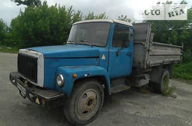 ГАЗ 3507 1993 в Бродах