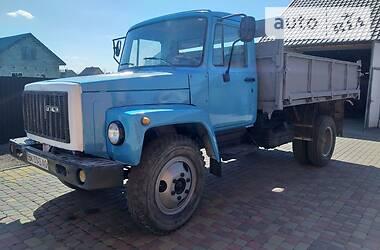 Самоскид ГАЗ 3507 1991 в Володимирці