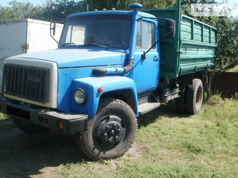 ГАЗ 4301 1994 року