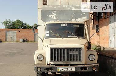 ГАЗ 4301 1993 в Городке