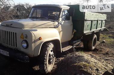 ГАЗ 52 1991 в Черкассах