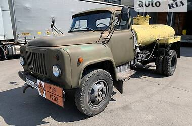 Цистерна ГАЗ 52 1988 в Одессе