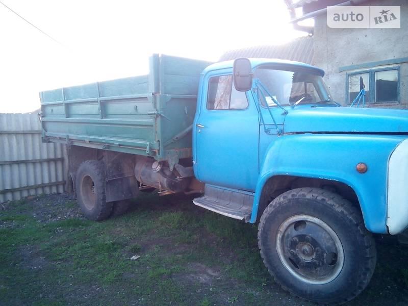 ГАЗ 53 груз. 1991 в Глухове