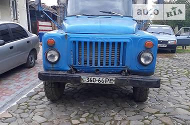 ГАЗ 53 груз. 1991 в Мукачево