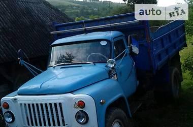 ГАЗ 53 груз. 1990 в Мурованых Куриловцах