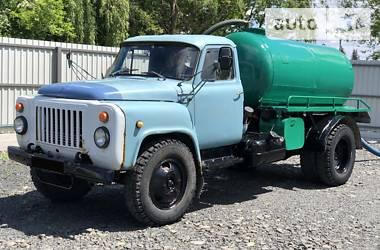 Машина  асенізатор (вакуумна) ГАЗ 5312 1991 в Рівному