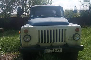 Машина ассенизатор (вакуумная) ГАЗ 53 1980 в Днепре