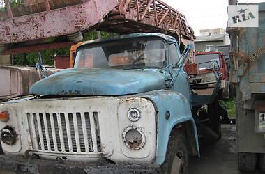 Автовышка ГАЗ 53 1987 в Каменец-Подольском