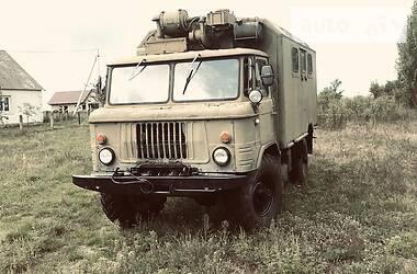 Вахтовый автобус / Кунг ГАЗ 6605 1985 в Заречном