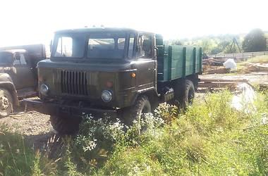 ГАЗ 66 1988 в Рожнятове