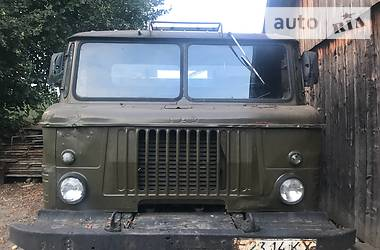 ГАЗ 66 1970 в Рахове