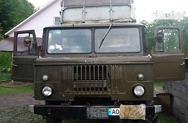 ГАЗ 66 1972 в Тячеві
