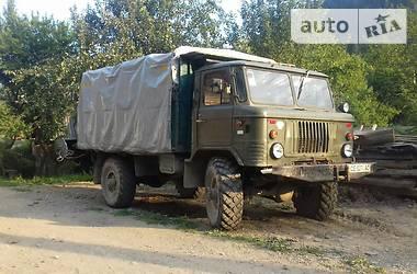 ГАЗ 66 1987 в Рахове