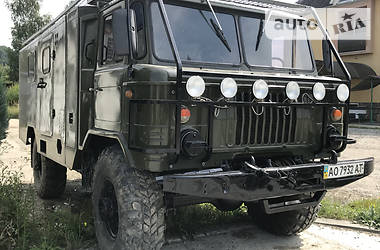 ГАЗ 66 2000 в Тячеві