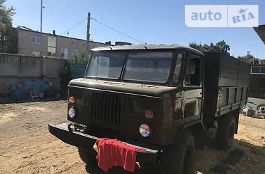 ГАЗ 66 1987 в Новоукраинке