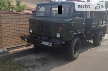 Кран-маніпулятор ГАЗ 66 1988 в Борисполі
