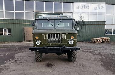 Вахтовый автобус / Кунг ГАЗ 66 1990 в Ивано-Франковске